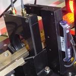 Eddy Current Option fastener sorting system