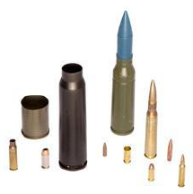 casings sorted by laserlab ammunition inspection system